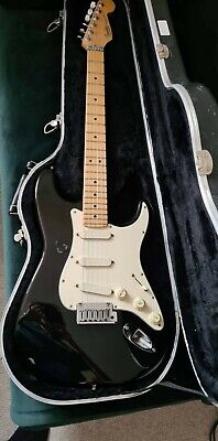 Fender Stratocaster Plus 1992 With Cornell MID Boost