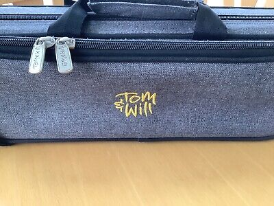 """""""Tom And Will"""" Flute Carry Case"""