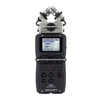 Zoom H5 Handy Recorder Aph-5 Set With Exclusive Accessory Package