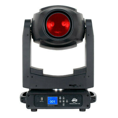 ADJ Focus Spot 6Z Moving Head LED Stage Theatre event Professional