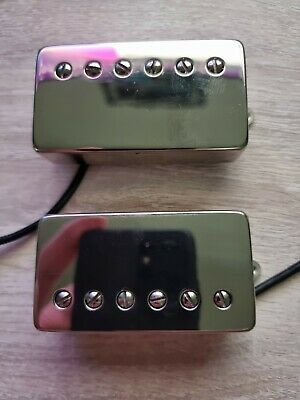 Bare Knuckle Pickups. Boot Camp - Brute Force. 2x Humbucker Set (50 mm spacing)