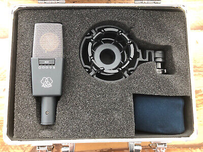 AKG C414 B XLS P48 With Box & Accesories
