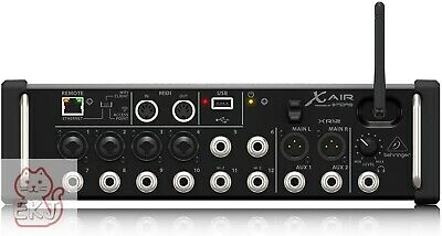 Behringer XR12 Digital mixer X AIR 12 inputs For iPad Android tablet Wifi Black