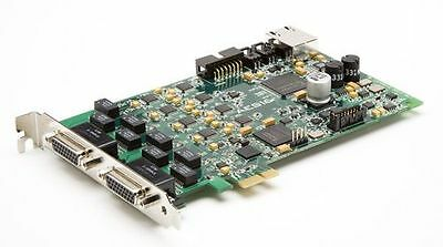 Lynx Studio AES16e-SRC 16 Ch PCIe Card & Sample Rate Conversion PCI Express NEW • 646.28£