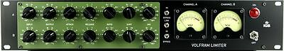 IGS Audio Volfram Class A FET 1176 Style Stereo Compressor / Limiter, NEW! • 1,364.83£