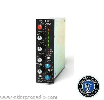 Great River PWM-501 Pulse Width Modulated Compressor/Limiter For API 500 Series • 647.79£