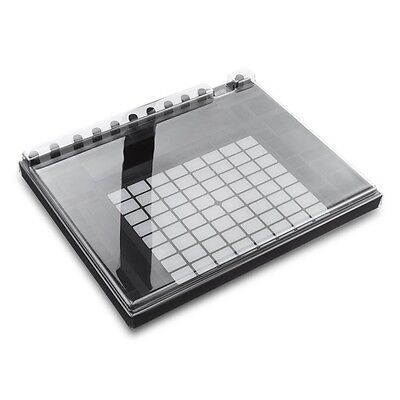 Decksaver Ableton Push 2 Protective Dust Cover Transport Shield Smoked/Clear • 38£