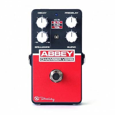 Keeley Electronics Abbey Chamber Verb Vintage Chamber Reverb Pedal • 122.17£