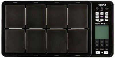 Roland Electronic Percussion OCTAPAD SPD-30-BK Black From Japan • 730.07£