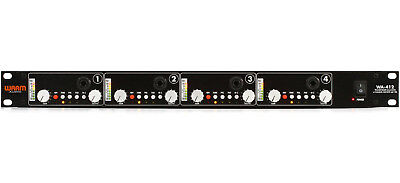 Warm Audio WA-412 4-channel Microphone Preamp Mic Preamplifier WA412 With DI • 1,023.47£
