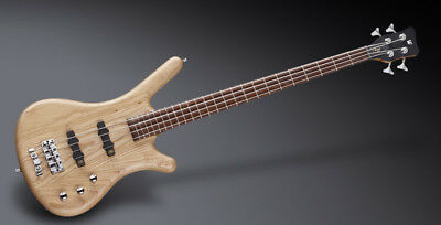 Warwick GPS Corvette 4 Natural Active Bass Electric 4 Strings
