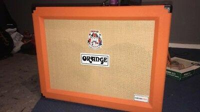 Orange CR120C Crush Pro Series 2x12 Combo (Orange) • 525£