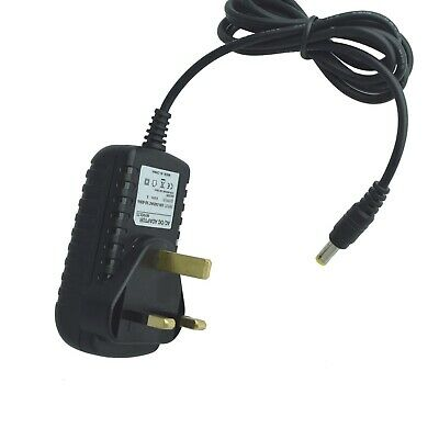 9V Casio LK-265 Keyboard Replacement Power Supply • 8.49£