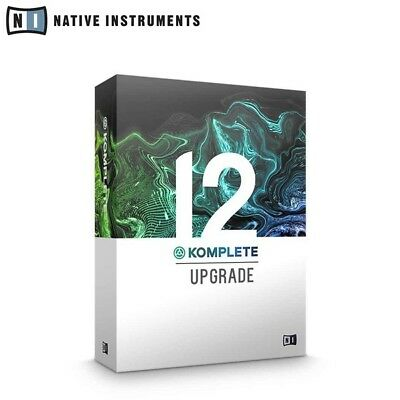 Native Instruments Komplete 12 Upgrade From Komplete Select Production Software • 319£