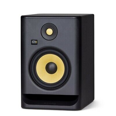 KRK Rokit RP7 G4 Professional Active Powered 7  DJ Studio Monitor Speaker • 169£