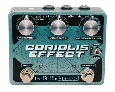 Catalinbread Coriolis Effect Filter / Shifter / Sustainer Pedal • 185.29£