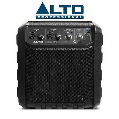 Alto UBER LT Portable Wireless 50W 6.5  Active Speaker PA System With Bluetooth • 125£