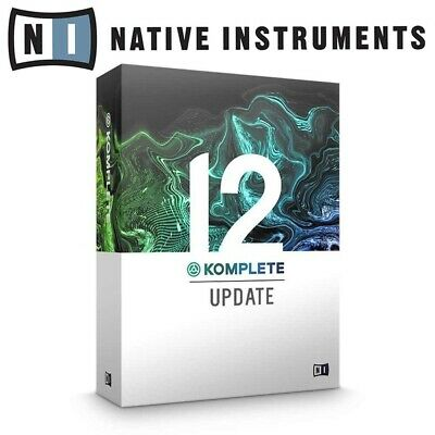 Native Instruments Komplete 12 Update From Komplete 8-11 Production Software • 169£