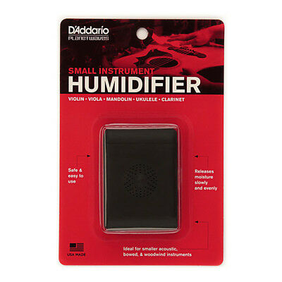 D'Addario Small Instrument Humidifier Violin Viola Clarinet Ukulele Planet Waves • 7.70£