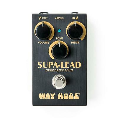 Way Huge Smalls WM31 Supa-Lead MkIII Overdrive Pedal • 105.14£