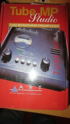 ART Tube MP Microphone Preamp Excellent Condition in Original box Works Great