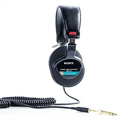 Sony MDR7506 Professional Large Diaphragm Headphone • 120.28£