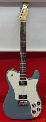 FENDER USA AM PRO TELE DLX SHAW RW SNG Electric Guitar (Used) • 1,455.58£