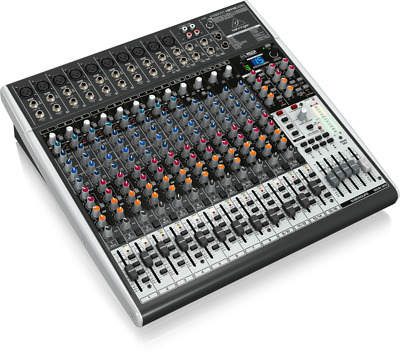 Behringer X2442USB Xenyx 24-Input 4/2-Bus Mixer With USB/Audio Interface • 353.73£