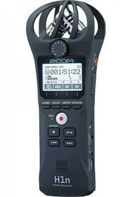 Zoom / H1n Handy Recorder From Japan F/S • 105.97£
