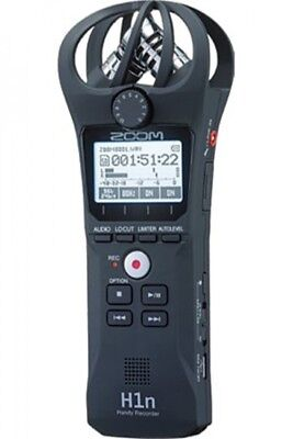 Zoom Zoom / H1n Handy Recorder From Japan F/S • 108.60£