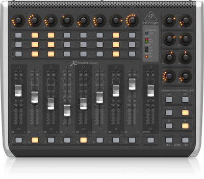 Behringer X-TOUCH COMPACT USB MIDI Controller • 370.42£