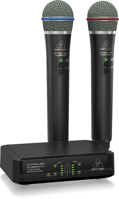 Behringer ULM302MIC Wireless Mic System With 2 Microphones • 230.48£