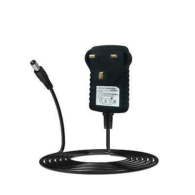 12V AKG WMS 40 Mini Dual Vocal Wireless Mic Receiver Replacement Power Supply • 11.49£