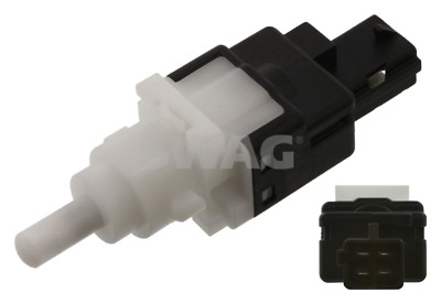 SWAG 70 93 7579 Brake Light Switch SWA12G6 OE REPLACEMENT TOP Quality • 13.81£