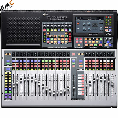PreSonus StudioLive 32SX Series III S 32-Channel Compact Digital Mixer/Recorder • 2,264.78£