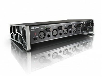 TASCAM US-4x4 USB 2.0 4-In/4-Out Audio/MIDI Interface • 261.62£