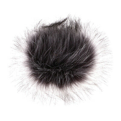 Microphone Mic Muff Fur Wind Cover For Zoom H1 H2N H4N Q3 Q3HD D50 Recorder • 5.01£