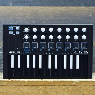 Arturia MiniLab MkII Inverted Limited Edition 25-Note Slim Keyboard Controller • 83.41£