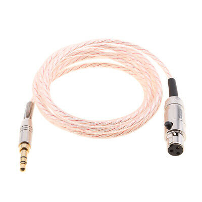 Replacement Audio Cable Cord For AKG Q701 K702 K271s 240s K240 K181 Headphones • 6.99£