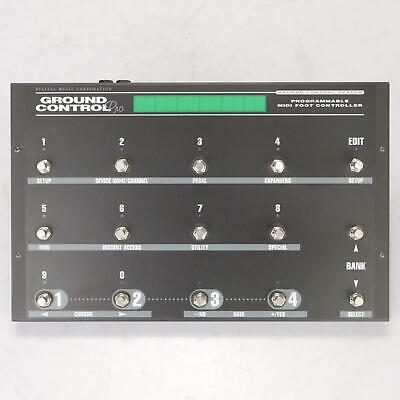 Digital Music Corporation Voodoo Lab Ground Control Pro Owned By Garbage #38672 • 160.96£