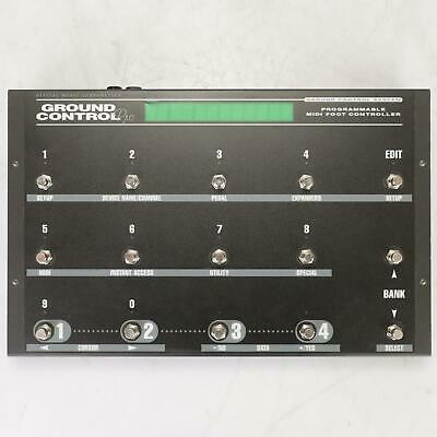 Digital Music Corporation Voodoo Lab Ground Control Pro Owned By Garbage #38677 • 160.96£
