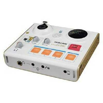 TASCAM Tascam Household Broadcasting Equipment USB Audio Interface MiNiSTUDI WT • 71.77£