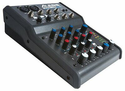 Alesis MultiMix 4 USB FX | Four-Channel USB Audio Mixer With Integrated DSP E... • 123.26£