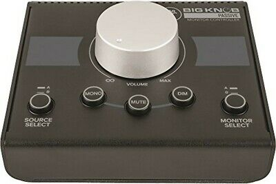 MACKIE Level Control & Sound Source / Monitor Speaker Controller • 89.47£
