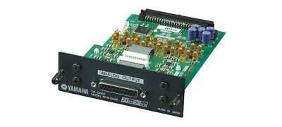 Yamaha MY8DA96 8-Channel 24-bit/96kHz Analog Line-level Output Card • 372.34£