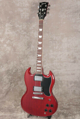 Gibson SG Standard 2017T Heritage Cherry/HC Electric Guitar (Used) • 1,009.88£