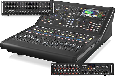Midas M32R LIVE DL16/DL32 Package (FREE SHIPPING) • 3,976.14£