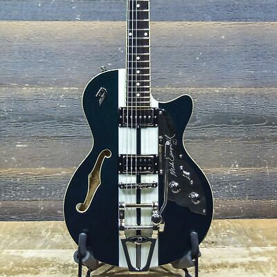 Duesenberg Alliance Mike Campbell 40th Anniversary El. Guitar W/Case #191907 • 2,148.48£