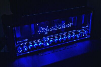 Hughes & Kettner Grandmeister Deluxe  40 With FSM 432 MKIII Midi Footswitch • 1,050£