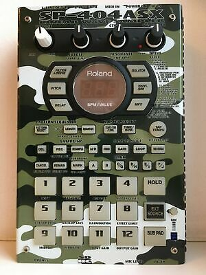 Vinyl Skin For Roland SP-404A Or SX (military Style) • 15.55£